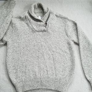 Vintage LL Bean wool sweater womens Medium